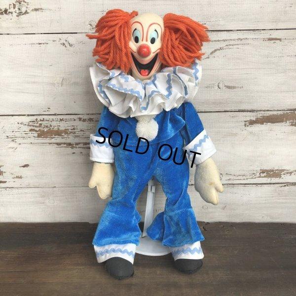 画像2: 60s Vintage Mattel BOZO the Clown Doll (T376)