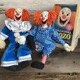 画像10: 60s Vintage Mattel BOZO the Clown Doll (T376)