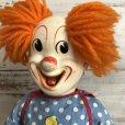 画像4: 60s Vintage Knickerbocker BOZO the Clown Doll (T375)