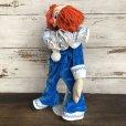 画像4: 60s Vintage Mattel BOZO the Clown Doll (T376)