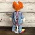 画像8: 60s Vintage Knickerbocker BOZO the Clown Doll (T375)