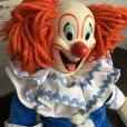画像7: 60s Vintage Mattel BOZO the Clown Doll (T376)