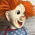 画像5: 60s Vintage Knickerbocker BOZO the Clown Doll (T375)