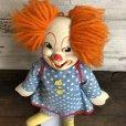 画像3: 60s Vintage Knickerbocker BOZO the Clown Doll (T375)