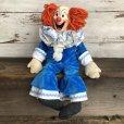 画像1: 60s Vintage Mattel BOZO the Clown Doll (T376) (1)