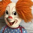 画像6: 60s Vintage Knickerbocker BOZO the Clown Doll (T375)