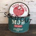 Vintage Can M.J.B Coffee (T378)