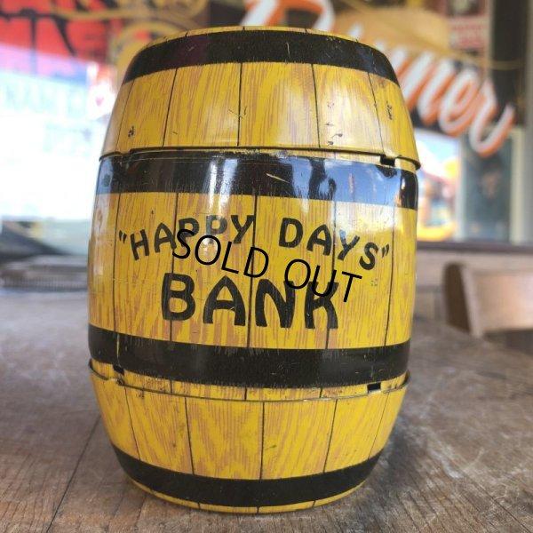 画像1: Vintage J.Chein Co Happy Days BANK (T402)