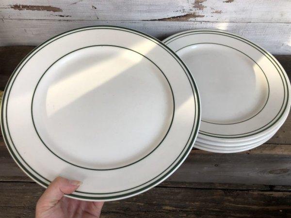 画像2: Vintage USA Ulitima China Ceramic Restaurant Ware 31cm (T408)