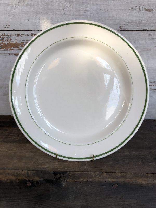 画像3: Vintage Tepco USA China Ceramic Restaurant Ware 27cm (T407)