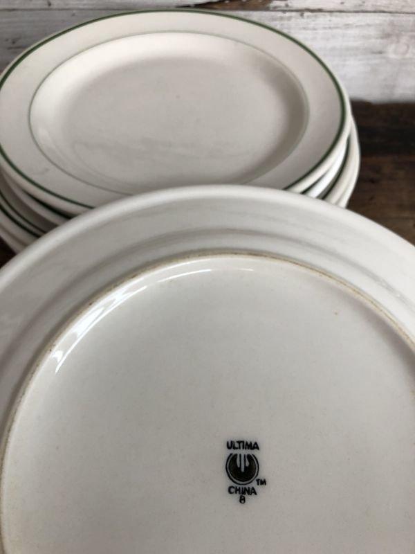 画像3: Vintage USA Ulitima China Ceramic Restaurant Ware 31cm (T408)