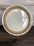 画像4: Vintage Haniwa Stone Ceramic Restaurant Ware 26.5cm (T405) (4)