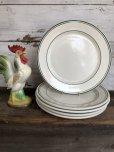 画像1: Vintage USA Ulitima China Ceramic Restaurant Ware 31cm (T408) (1)