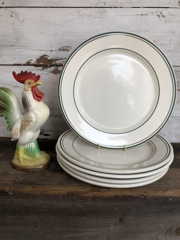 画像1: Vintage USA Ulitima China Ceramic Restaurant Ware 31cm (T408)