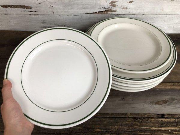 画像2: Vintage Buffalo China USA Ceramic Restaurant Ware 27cm (T406)