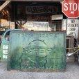 画像11: 60s Vintage Pepsi Cola A Pepsi Break Makes Sense! Embossed Metal Sign (T417)