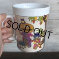 70s Vintage McDonalds Thermo-Sew Mug Cup (T419)