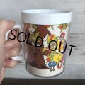 70s Vintage McDonalds Thermo-Sew Mug Cup (T418)