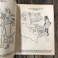 画像4: Vintage Planters Mr Peanut Presidents of the United States Coloring Book (T432)