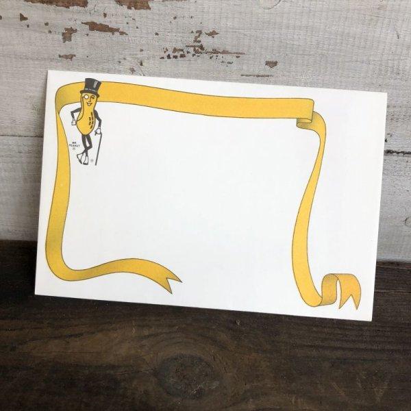 画像1: Vintage Planters Mr Peanut  Envelope (T425)