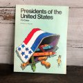Vintage Planters Mr Peanut Presidents of the United States Coloring Book (T433)
