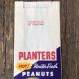 画像3: Vintage Planters Mr Peanut  Paper Bags 27oz (T427)