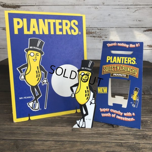 画像5: Vintage Planters Mr Peanuts Store Display (T420)