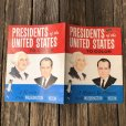 画像12: Vintage Planters Mr Peanut Presidents of the United States Coloring Book (T432)
