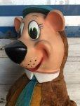 画像8: 50s Vintage Knickerbocker Yogi Bear BIG SIZE!! 66cm (T465)