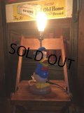 Vintage Walt Disney Donald Duck Lamp CANADA ver (T466)