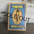 Vintage Planters Mr Peanut Travel Nuts (T489)