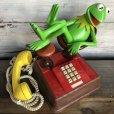 画像5: 80s Vintage Telephone Kermit (T537)