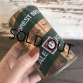 Vintage Beer Can Forest Brown Ale (T564)