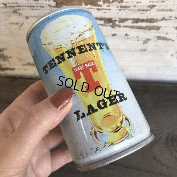 画像1: Vintage Beer Can Tennent's (T555)