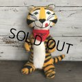 70s Vintage Kelloggs Tony the Tiger Plush Doll (T517)