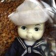 画像3: 70s Vintage Cracker Jack Sailor Jack 16' Doll (T510)