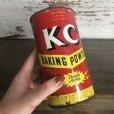 画像8: Vintage KC Baking Powder Can (T540)
