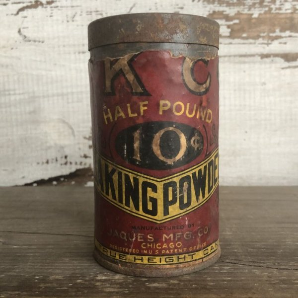画像1: Vintage KC Baking Powder Can (T534)