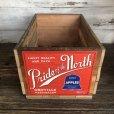画像1: Vintage Wooden Fruits Crate Box Pride of the North (T548) (1)