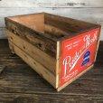 画像2: Vintage Wooden Fruits Crate Box Pride of the North (T548) (2)