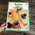 画像2: 70s Vintage Sesame Street Big Bird Giant Puzzle 180cm! (T556) (2)