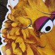 画像10: 70s Vintage Sesame Street Big Bird Giant Puzzle 180cm! (T556)