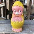 Vintage Rubber Doll Chick (T571)