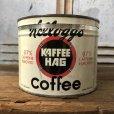 画像1: Vintage Kellogg Kaffee Hag Coffee Can (T578) (1)