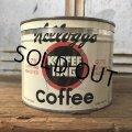 Vintage Kellogg Kaffee Hag Coffee Can (T578)