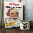 画像10: Vintage Kellogg Kaffee Hag Coffee Can (T578)