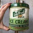 画像10: Vintage Fairmont LmperiaL ICE CREAM Can (T577)