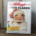 Vintage Kellogg's Corn Flakes Holiday Recipe Edition (T579)