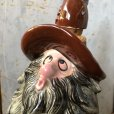 画像10: Vintage Hillbilly Ceramic Decanter (T581)   (10)
