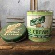 画像1: Vintage Fairmont LmperiaL ICE CREAM Can (T577) (1)